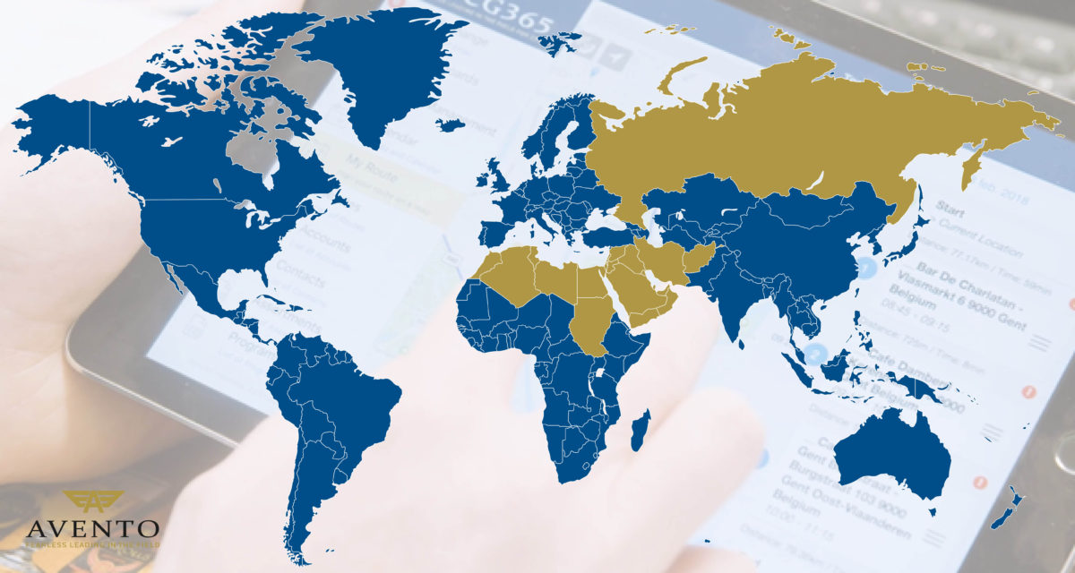 Around the world with FMCG365